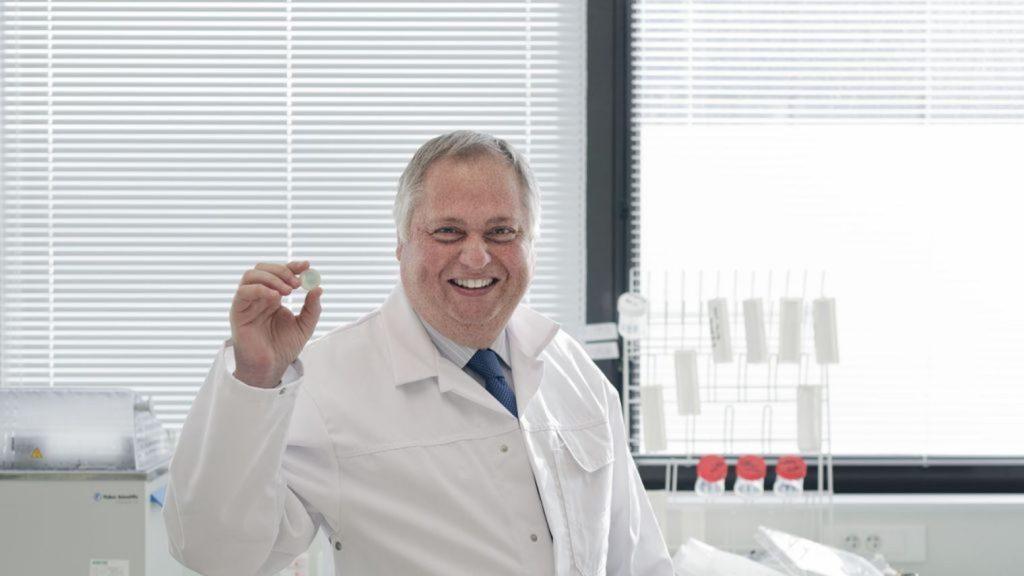 Pierre-Henri Benhamou, fondateur de DBV Technologies