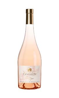 Une vinification rosé de qualité pour ce vin nommé… « Les deux anges »…